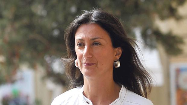 """Omicidio giornalista Malta, figlio sui social: """"Il mio è un paese mafioso"""""""