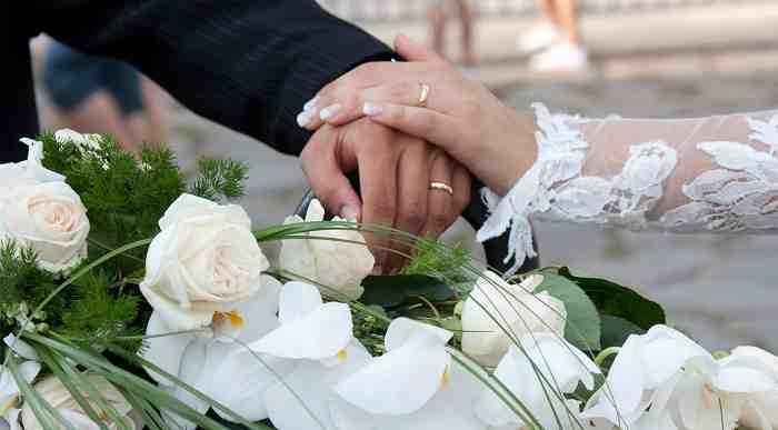 Matrimoni: le tendenze del 2018